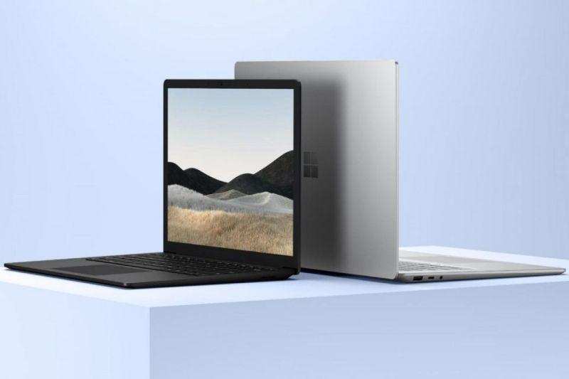 Surface Laptop 4 sở hữu thiết kế sang trọng