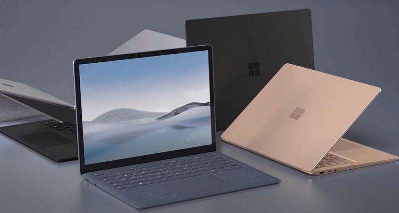 Surface Laptop 4 sở hữu hiệu năng siêu khủng