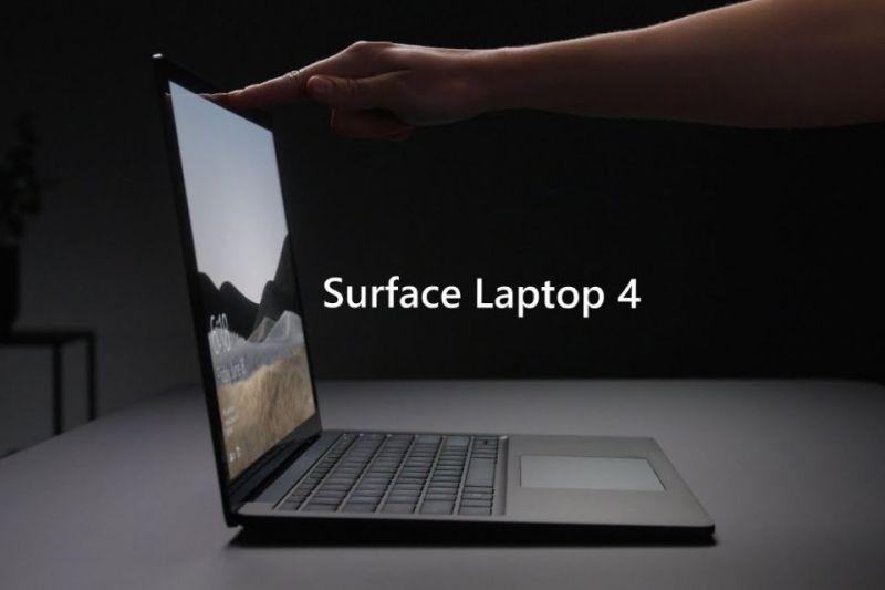 Surface Laptop 4 - Ultrabook Cao Cấp Có Hiệu Năng Siêu Khủng