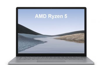 Surface Laptop 3 [15] AMD Ryzen 5 8GB 128GB - New
